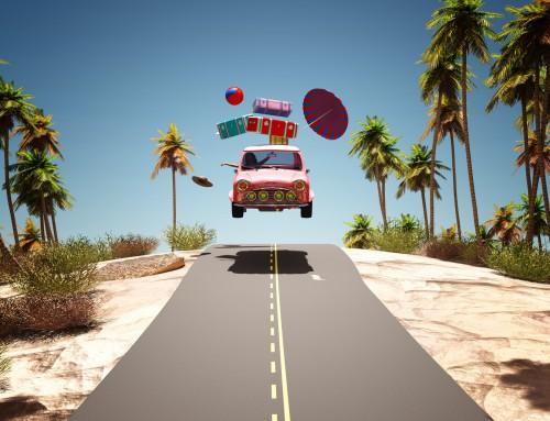 Vacances d'été !